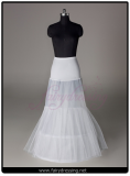 J-003 Petticoat for wedding dress A form